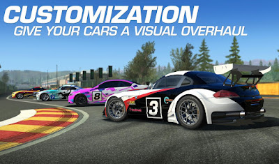Real Racing 3 MEGA MOD APK+DATA 4.2.0 [ Unlimited Money ] Terbaru