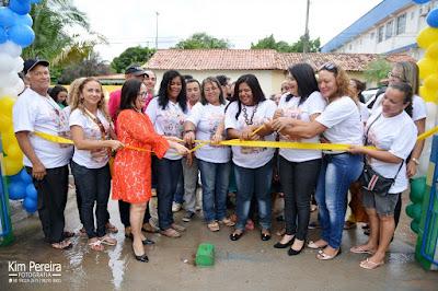 Prefeita Belezinha Inaugura Casa do Artesanato em Chapadinha