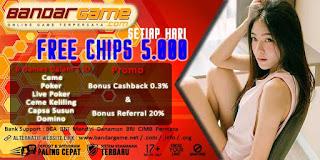Free Chips Situs Judi Ceme Online