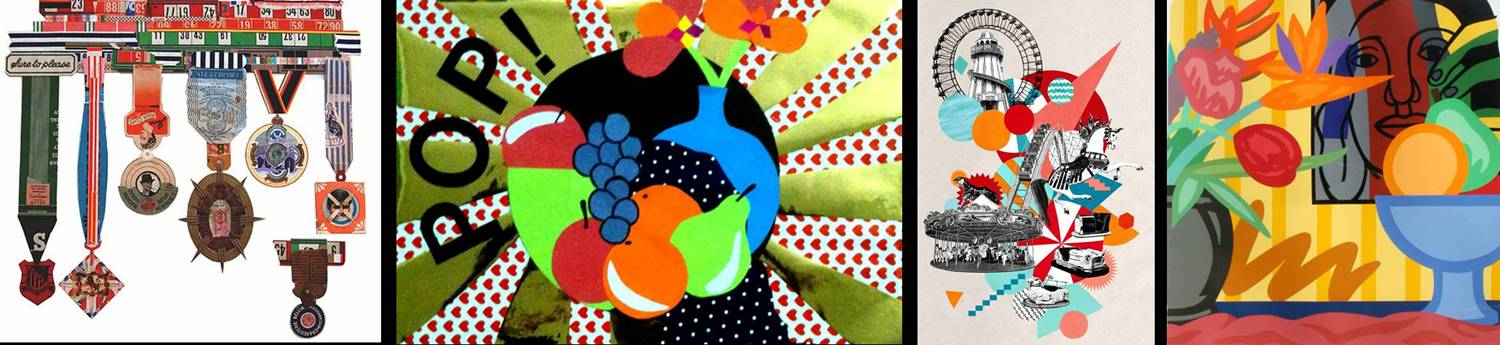 what themes and concepts did pop art explore