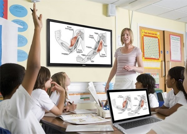 Manfaat Teknologi Di Pendidikan Sekolah.