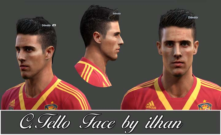 CTello Face By Ilhan