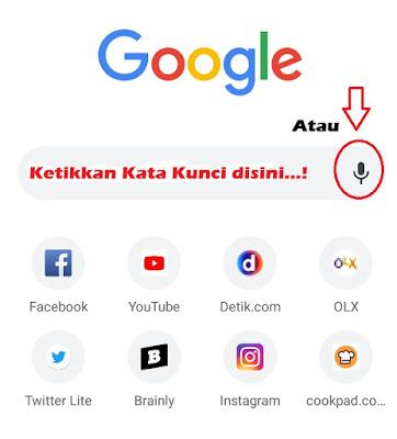 Cara Simpan Gambar Dari Google (Internet) Langsung ke Galery