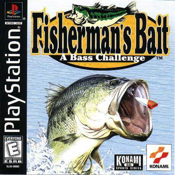 Fishermans Bait - PS1 - ISOs Download