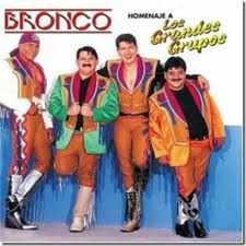 Bronco - Homenaje a los Grandes Grupos (1996)