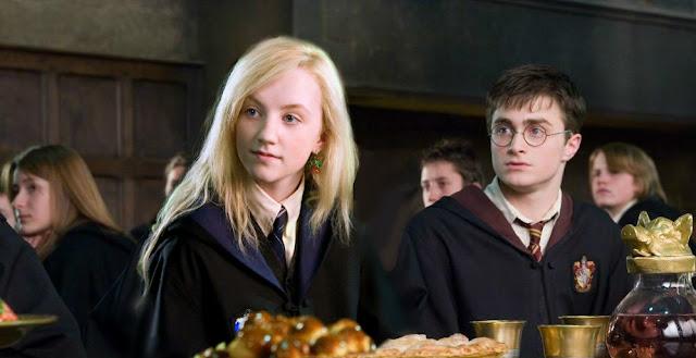 Хари Потър и Луна Лъвгуд - Хари Потър и орденът на феникса