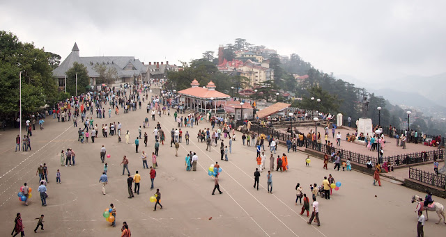 The Most Popular Tourist Attractions of Shimla