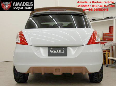 Bodykit Grand New Avanza 2016 Harga Agya Trd 2018 Swift Scrit 2012 | Solo Abs Plastic