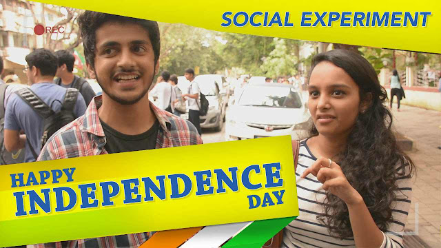 Independence Day Special 2016 Prank