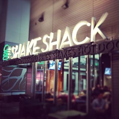 The Beantown Bloggery: 1000 Words: Shake Shack