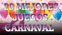 20 Mejores Juegos para Carnaval