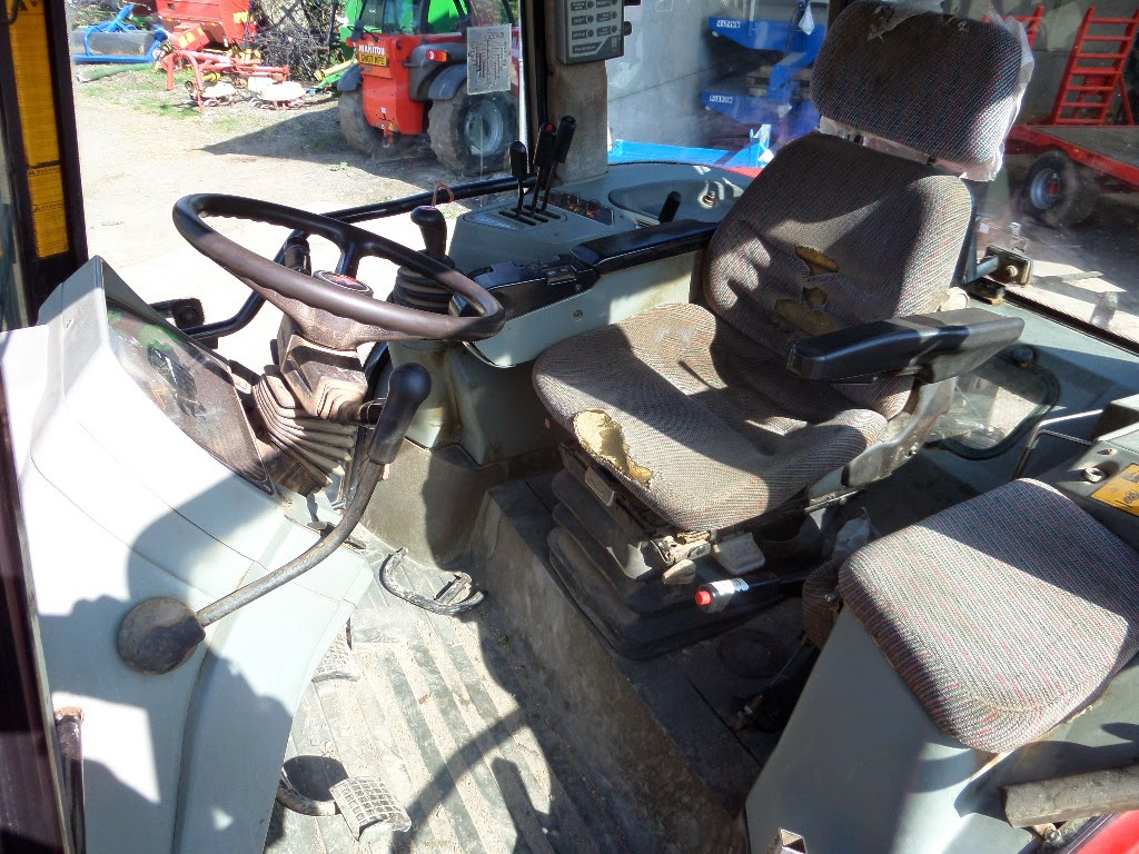 Used Tractors Machinery And Plant Massey Ferguson 8240