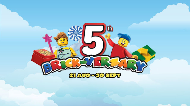 5th brick-versary