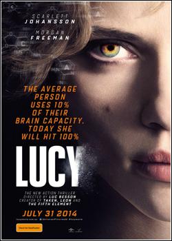baixar capa Filme Lucy   Dual Áudio