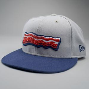 """cdfcfe2dcac The minor league baseball team Lehigh Valley IronPigs made headlines today  by debuting their new official Saturday cap. The """"smell the change"""" hat  comes in ..."""