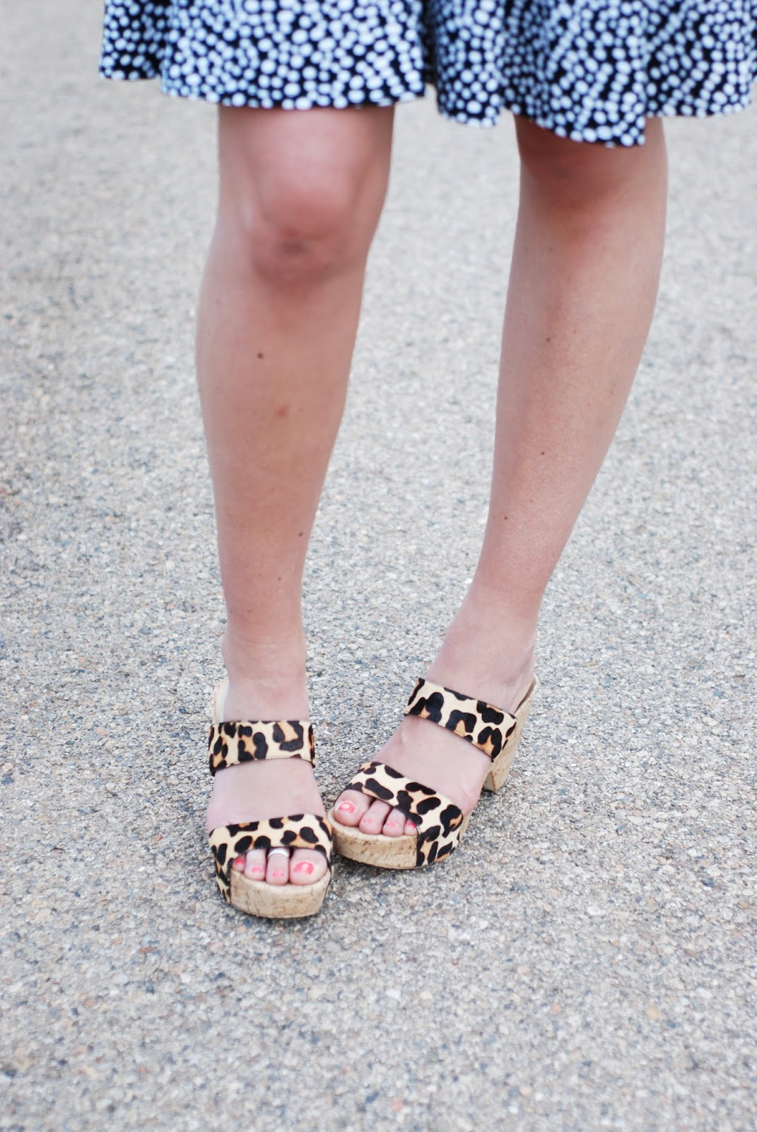 Leopard Shoes, Leopard Clogs, Leopard