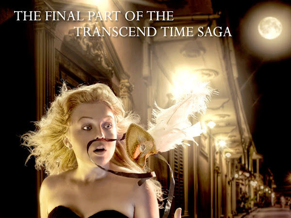 the transcend time saga the complete series