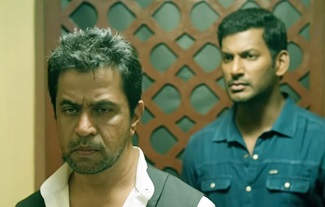 Abhimanyudu | Yevvaro Video Song | Vishal, Arjun, Samantha | Yuvan Shankar Raja | P.S. Mithran
