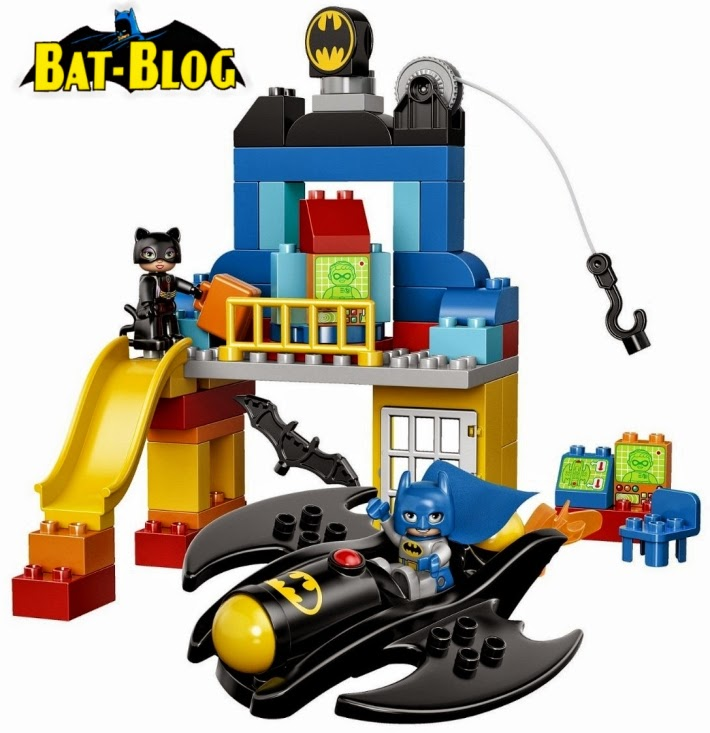 Bat Blog Batman Toys And Collectibles New Lego Duplo
