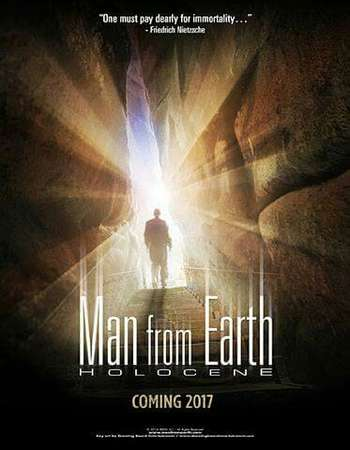 The Man from Earth Holocene 2017 English 720p BRRip 800MB ESubs