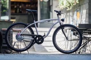 Moto Morini Limited E-Bike, la bici elettrica