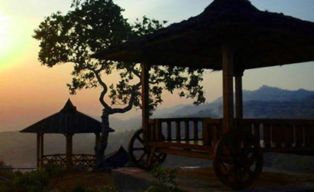 Wisata Alam di Gunung Kidul