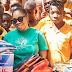 Moesha Buduong Donates To School Children In Bilaw, Upper West - WATCH!!!