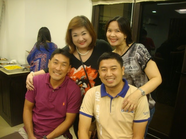 KTG SUPRISE PARTY, SPANKY ENRIQUEZ, SUGAR AND SPICE