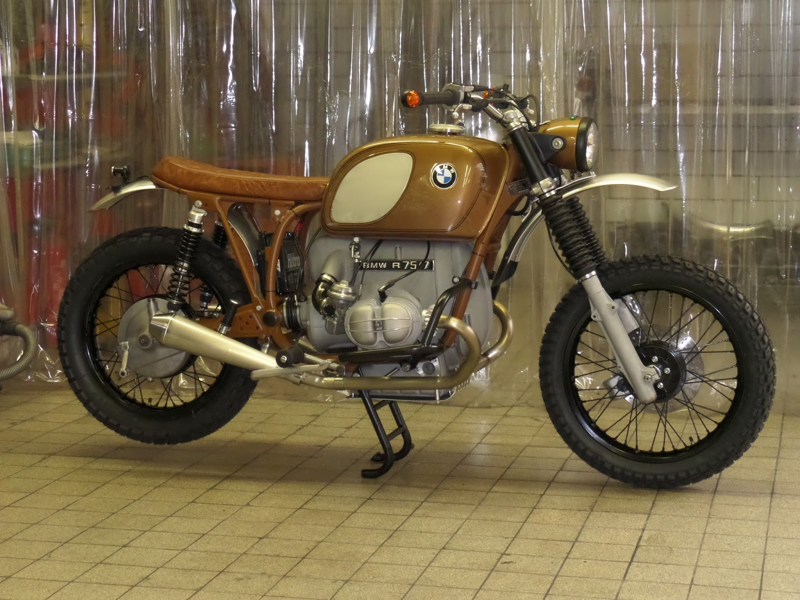 Build A BMW >> Kingston Custom Motorcycles: Motorcycles