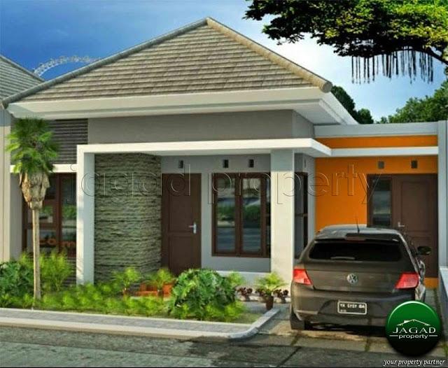 Rumah Baru jalan Kaliurang Km 12,5
