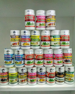 Apakah Obat Herbal De Nature Aman ?