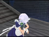 Download DLC Dissidia 012 [Sakuya Izayoi From Touhou] For Emulator PPSSPP