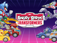 Angry Birds Transformers MOD APK v1.25.6 Unlimited Everything