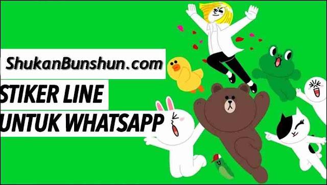 Cara Memindahkan Stiker LINE ke WhatsApp Menggunakan_7