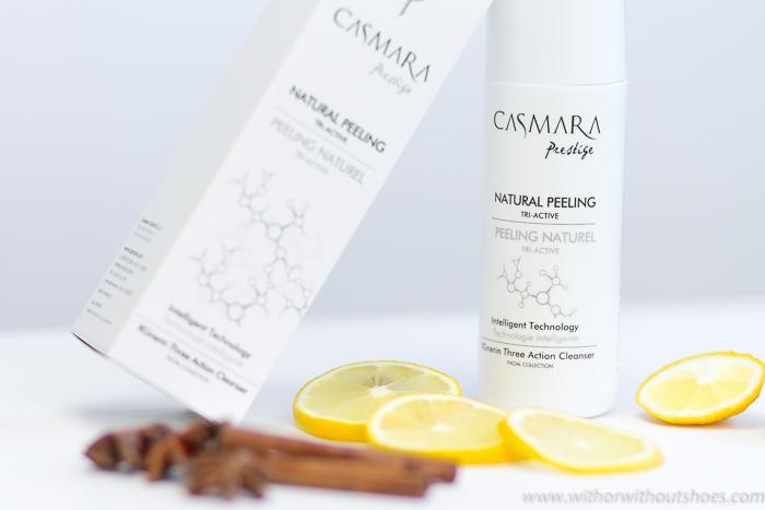 Opinion blogger sobre productos de belleza cosmetica de la marca Casmara valenciana