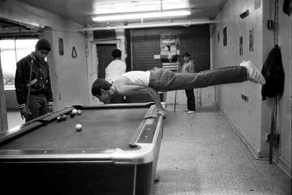 Black and White Photos of Bronx Boys From the 1970s and