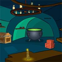 GFG Witch House Escape