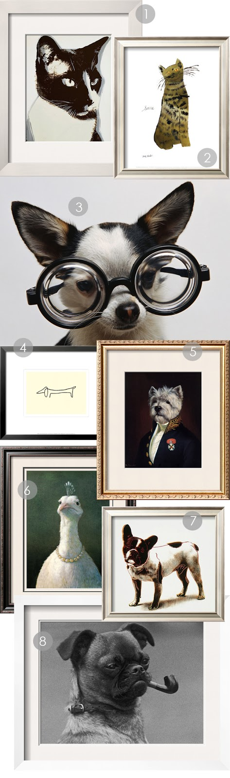 art for pet lovers, holiday gift guide
