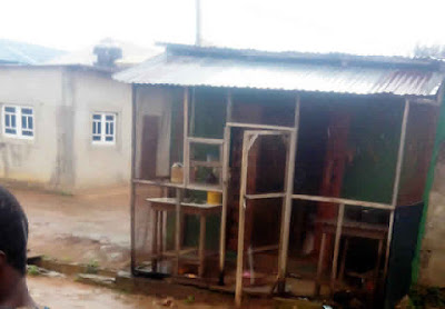 Tears As High-Tension Wire Falls On Shop, Kills Little Boy; Mother & Siblings Injured