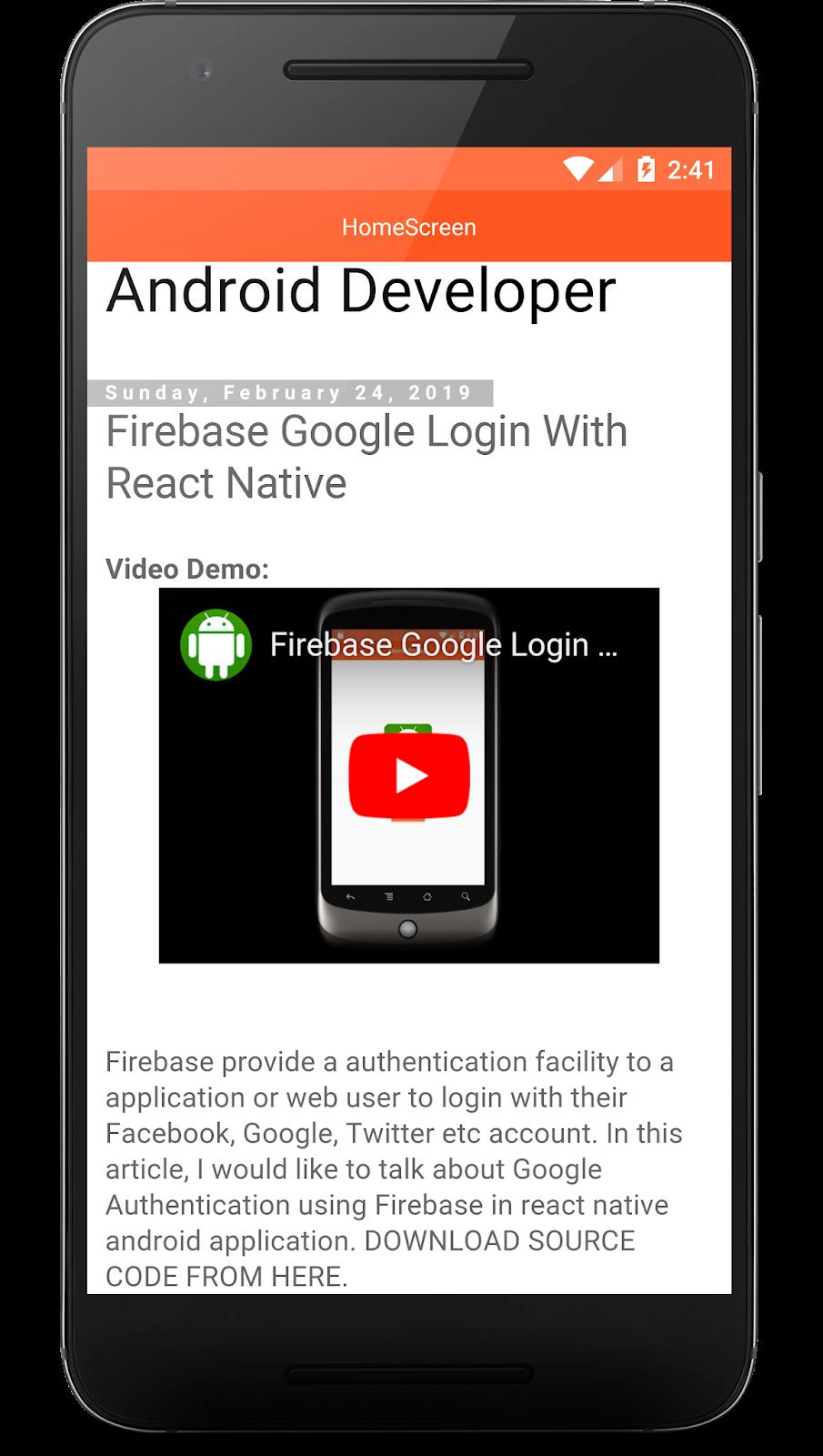 Deepshikha Puri: Android Developer