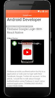 react native webview npm