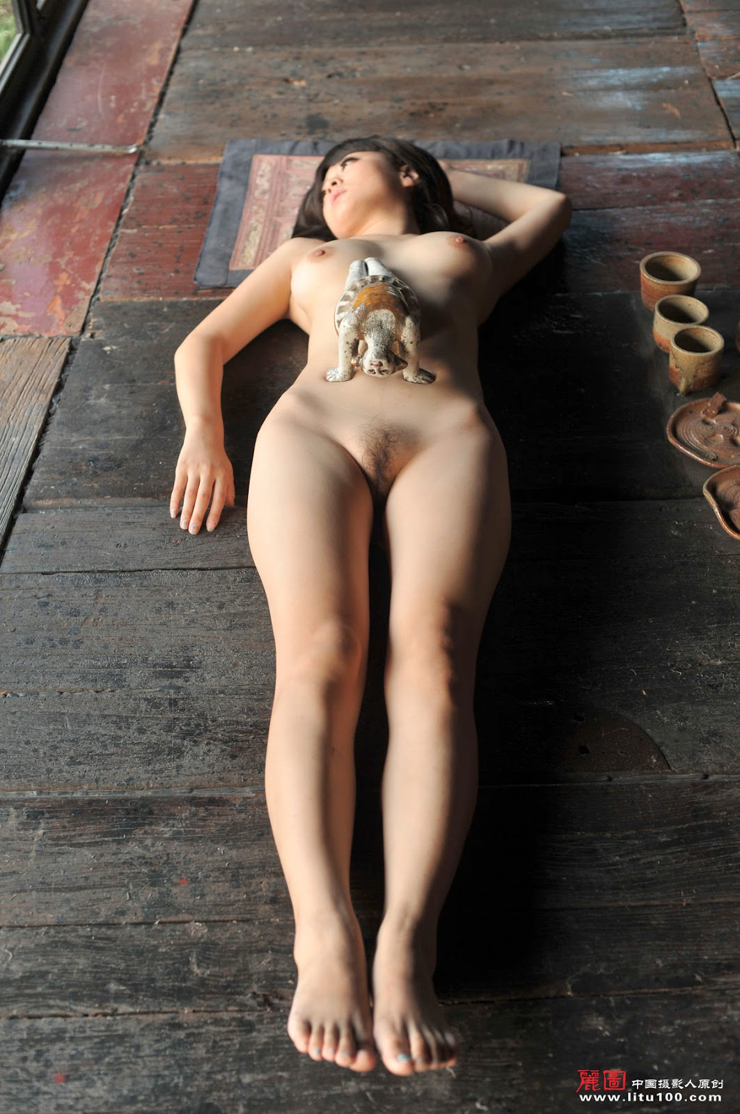 DSC 7213 - Chinese Nude Model Su Quan [Litu100]   18+ gallery photos