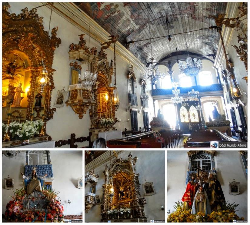 Catedral Basílica de Nossa Senhora do Pilar - O que fazer em São João del Rei - Minas Gerais