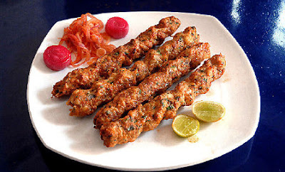 Seekh Kabab Recipe in Urdu