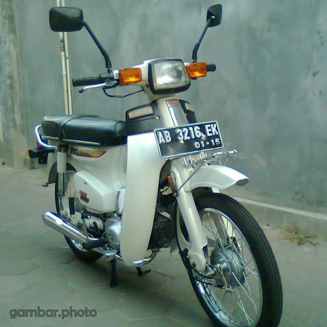 Honda super cub 800