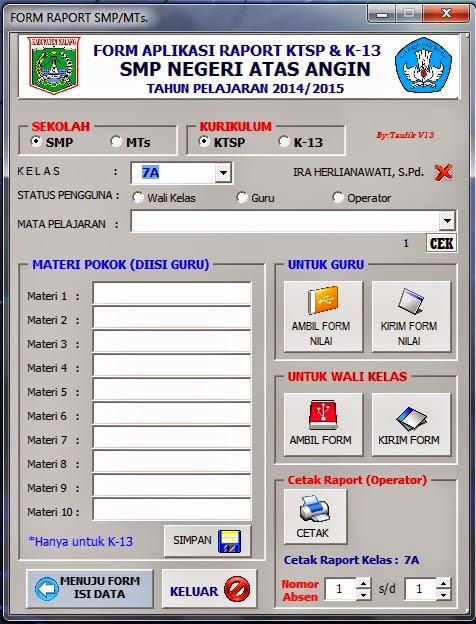 Download Aplikasi Raport Sma Kurikulum 2013 Gratis : download, aplikasi, raport, kurikulum, gratis, APLIKASI, RAPORT, KTSP:, Program, Raport, Download, Gratis, SD/MI,, SMP/Mts,, SMA,SMK