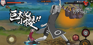 Naruto Mobile Apk v1.14.12.10 Mod (High Damage & More) Terbaru