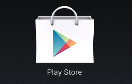 Algunas aplicaciones Play Store