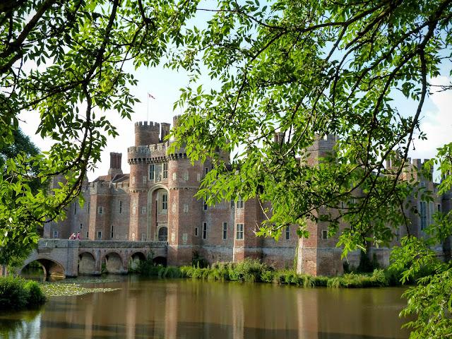England's Medieval Festival Herstmonceux 2016 castle