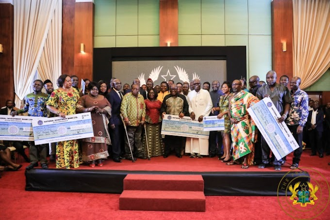 1,350 Businesses Benefit From Presidential Business Support Programme